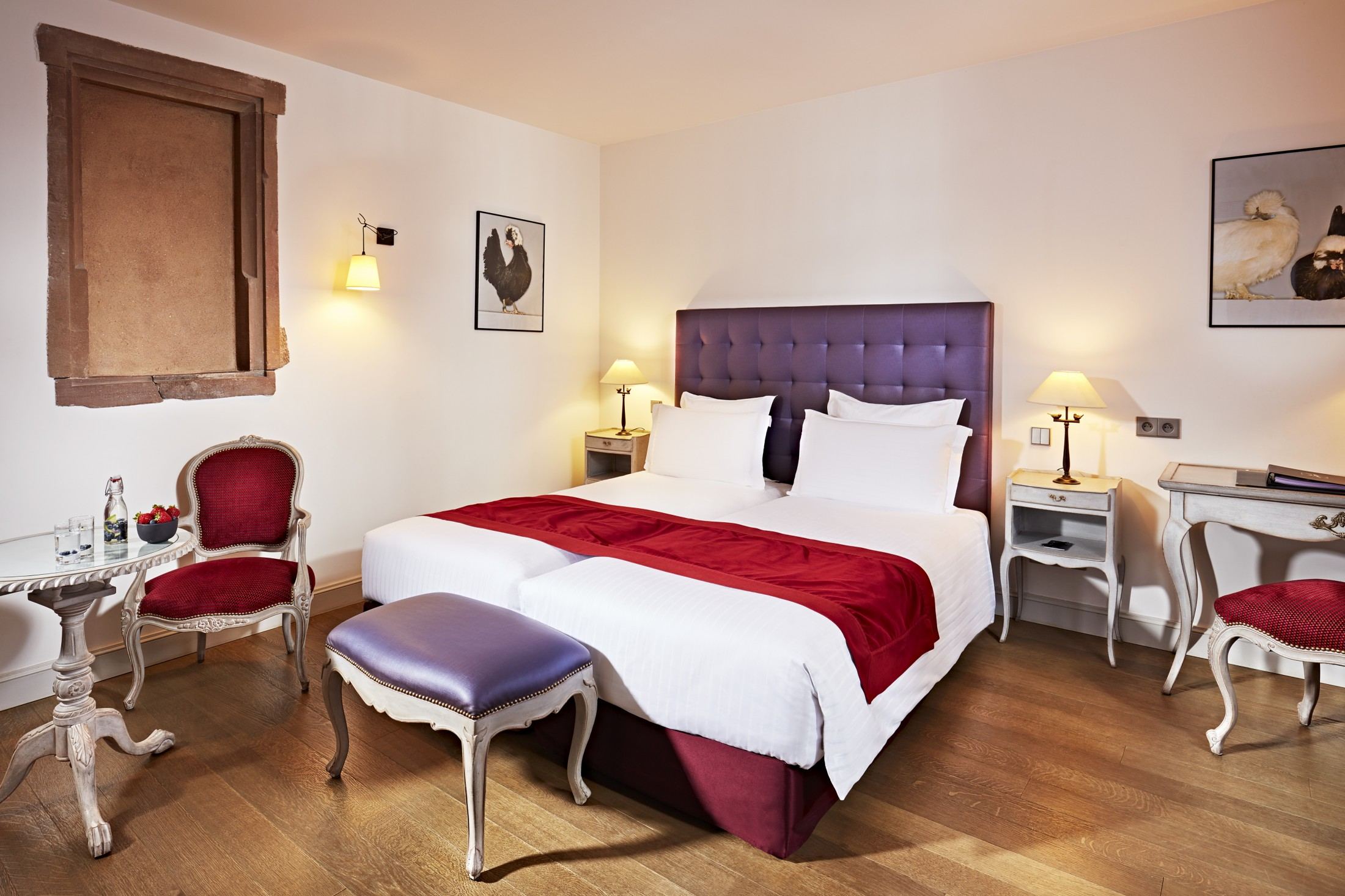 Hotel Cour du Corbeau Strasbourg - MGallery - 4-2.-Chambre-Deluxe ...
